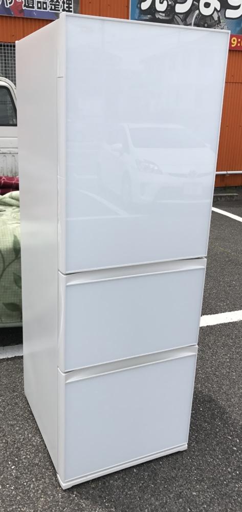 「ガラスドア冷蔵庫」買取しました!