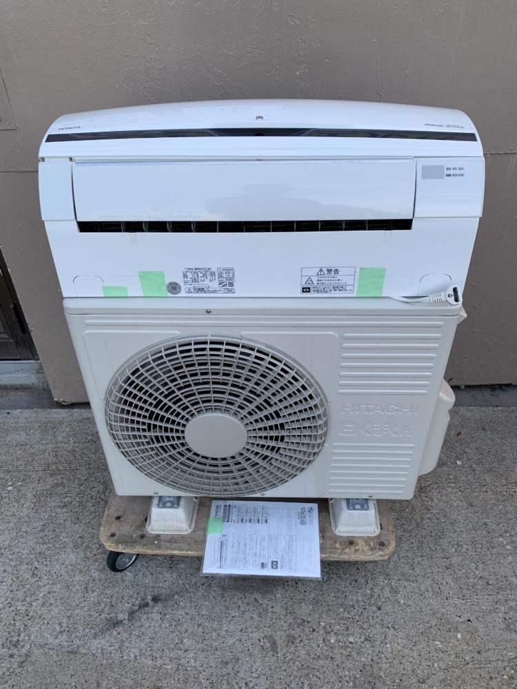エアコンも買取中