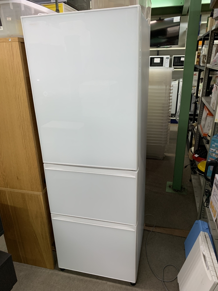 久々の大型冷蔵庫買取