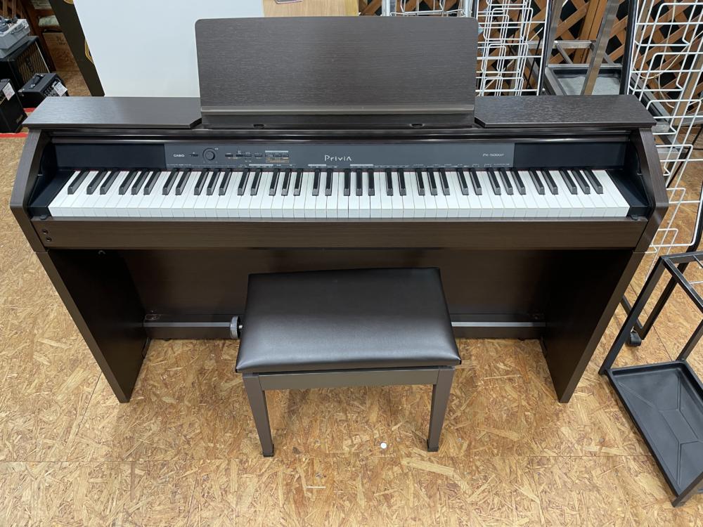 電子ピアノを買い取りました カシオ PX-1500GP